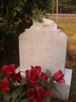 RANKIN, STEPHEN MARK - Calhoun County, Arkansas   STEPHEN MARK RANKIN - Arkansas Gravestone Photos