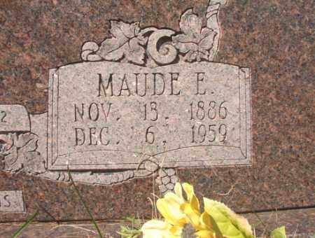 REDDIN, MAUDE E - Calhoun County, Arkansas | MAUDE E REDDIN - Arkansas Gravestone Photos