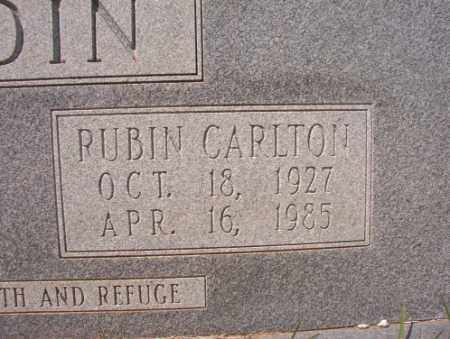 REDDIN, RUBIN CARLTON - Calhoun County, Arkansas | RUBIN CARLTON REDDIN - Arkansas Gravestone Photos