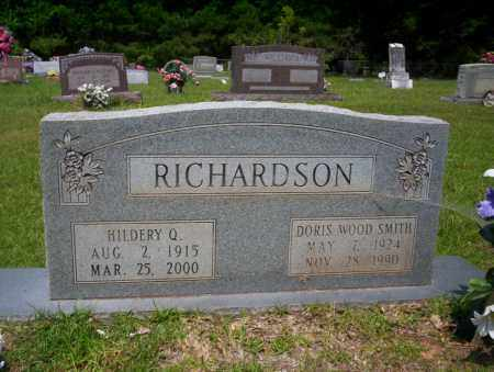 RICHARDSON, DORIS - Calhoun County, Arkansas | DORIS RICHARDSON - Arkansas Gravestone Photos