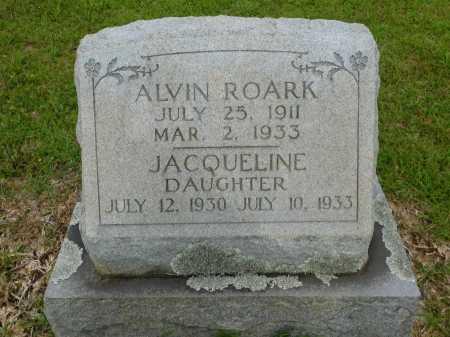 ROARK, JACQUELINE - Calhoun County, Arkansas | JACQUELINE ROARK - Arkansas Gravestone Photos