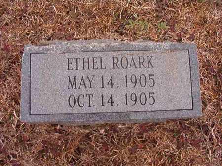 ROARK, ETHEL - Calhoun County, Arkansas   ETHEL ROARK - Arkansas Gravestone Photos