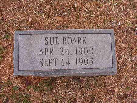 ROARK, SUE - Calhoun County, Arkansas | SUE ROARK - Arkansas Gravestone Photos