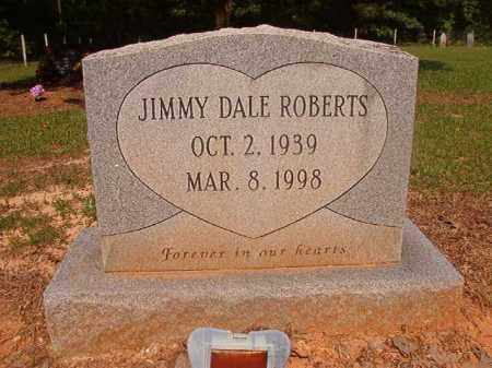 ROBERTS, JIMMY DALE - Calhoun County, Arkansas   JIMMY DALE ROBERTS - Arkansas Gravestone Photos