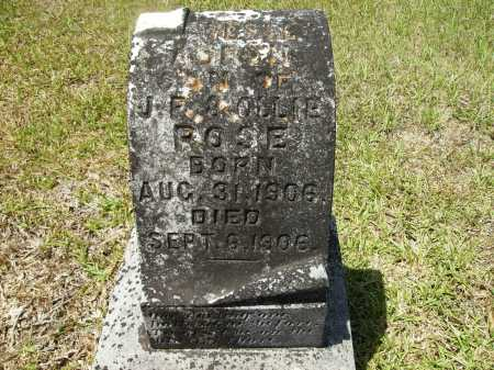 ROSE, WESLEY ADREN - Calhoun County, Arkansas | WESLEY ADREN ROSE - Arkansas Gravestone Photos