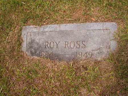 ROSS, ROY - Calhoun County, Arkansas   ROY ROSS - Arkansas Gravestone Photos