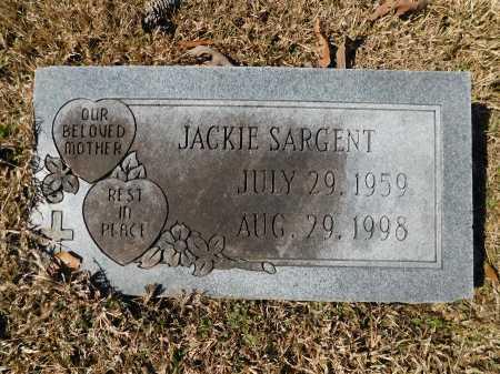 SARGENT, JACKIE - Calhoun County, Arkansas   JACKIE SARGENT - Arkansas Gravestone Photos