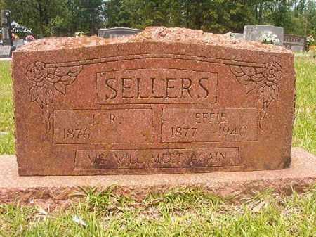 SELLERS, EFFIE - Calhoun County, Arkansas   EFFIE SELLERS - Arkansas Gravestone Photos