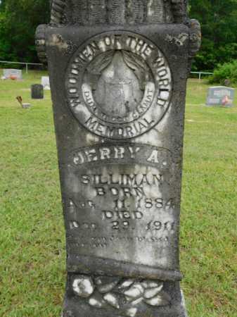 SILLIMAN, JERRY A - Calhoun County, Arkansas | JERRY A SILLIMAN - Arkansas Gravestone Photos