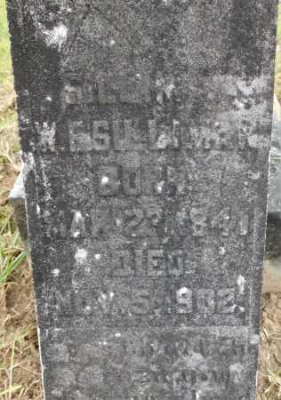 SILLIMAN, W E - Calhoun County, Arkansas | W E SILLIMAN - Arkansas Gravestone Photos