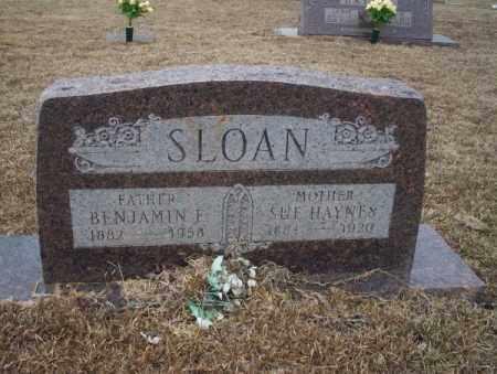 SLOAN, SUE - Calhoun County, Arkansas | SUE SLOAN - Arkansas Gravestone Photos
