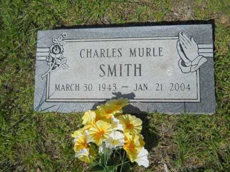 SMITH, CHARLES MURLE - Calhoun County, Arkansas | CHARLES MURLE SMITH - Arkansas Gravestone Photos