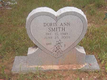 SMITH, DORIS ANN - Calhoun County, Arkansas | DORIS ANN SMITH - Arkansas Gravestone Photos