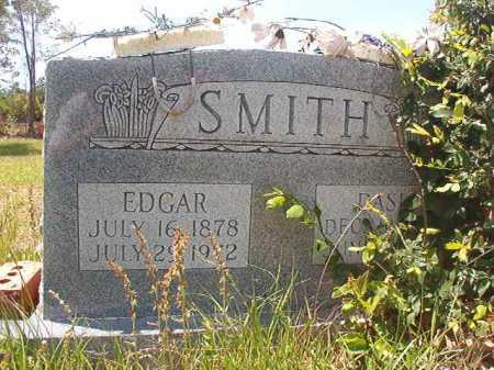 SMITH, EDGAR - Calhoun County, Arkansas | EDGAR SMITH - Arkansas Gravestone Photos