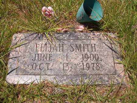 SMITH, ELIJAH - Calhoun County, Arkansas | ELIJAH SMITH - Arkansas Gravestone Photos