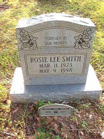 SMITH, ROSIE LEE - Calhoun County, Arkansas | ROSIE LEE SMITH - Arkansas Gravestone Photos