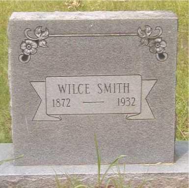 SMITH, WILCE - Calhoun County, Arkansas | WILCE SMITH - Arkansas Gravestone Photos