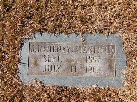 STANFIELD, J H (HENRY) - Calhoun County, Arkansas | J H (HENRY) STANFIELD - Arkansas Gravestone Photos