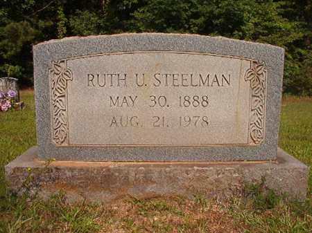 STEELMAN, RUTH  - Calhoun County, Arkansas | RUTH  STEELMAN - Arkansas Gravestone Photos