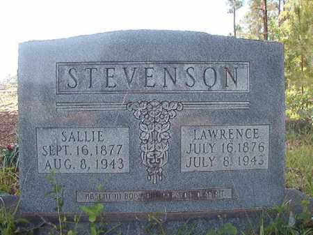 STEVENSON, LAWRENCE - Calhoun County, Arkansas | LAWRENCE STEVENSON - Arkansas Gravestone Photos
