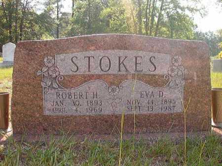 STOKES, ROBERT H - Calhoun County, Arkansas | ROBERT H STOKES - Arkansas Gravestone Photos