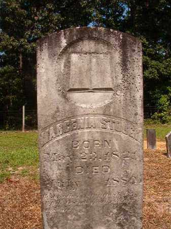 STOUGH, MARCENIA - Calhoun County, Arkansas   MARCENIA STOUGH - Arkansas Gravestone Photos