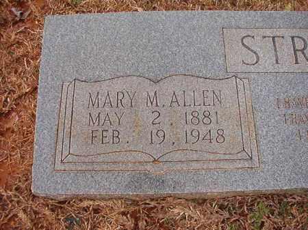 STRATTON, MARY M - Calhoun County, Arkansas | MARY M STRATTON - Arkansas Gravestone Photos