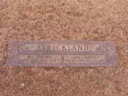 STRICKLAND, MAUDIE MAY - Calhoun County, Arkansas | MAUDIE MAY STRICKLAND - Arkansas Gravestone Photos