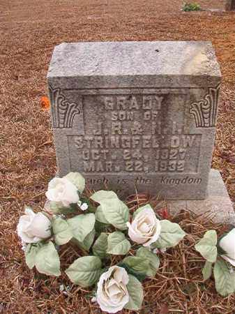 STRINGFELLOW, GRADY - Calhoun County, Arkansas | GRADY STRINGFELLOW - Arkansas Gravestone Photos