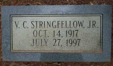 STRINGFELLOW JR., V.C. - Calhoun County, Arkansas   V.C. STRINGFELLOW JR. - Arkansas Gravestone Photos