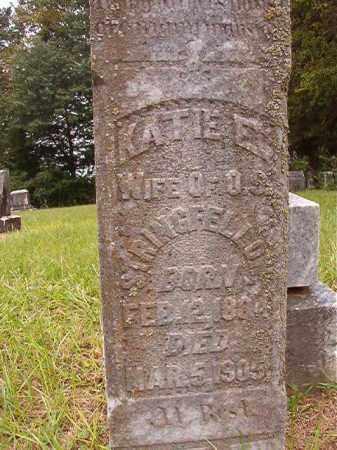 STRINGFELLOW, KATIE E - Calhoun County, Arkansas | KATIE E STRINGFELLOW - Arkansas Gravestone Photos