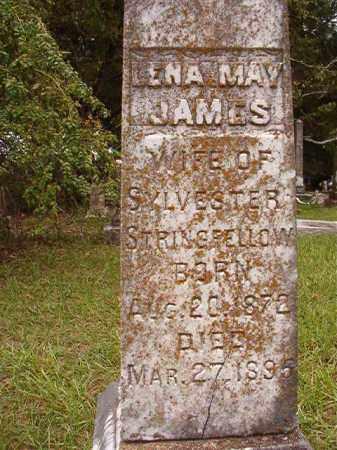 STRINGFELLOW, LENA MAY - Calhoun County, Arkansas | LENA MAY STRINGFELLOW - Arkansas Gravestone Photos