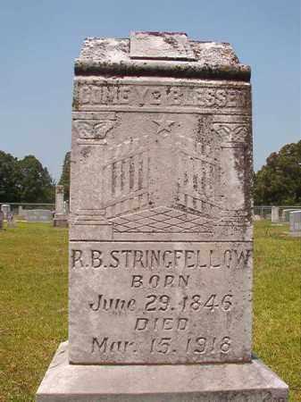 STRINGFELLOW, R B - Calhoun County, Arkansas | R B STRINGFELLOW - Arkansas Gravestone Photos