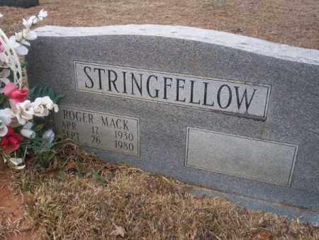 STRINGFELLOW, ROGER MACK - Calhoun County, Arkansas | ROGER MACK STRINGFELLOW - Arkansas Gravestone Photos