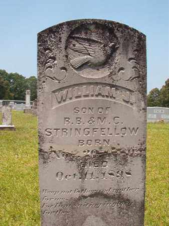 STRINGFELLOW, WILLIAM J - Calhoun County, Arkansas | WILLIAM J STRINGFELLOW - Arkansas Gravestone Photos