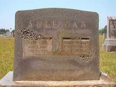 SULLIVAN, MARY SUSIE - Calhoun County, Arkansas | MARY SUSIE SULLIVAN - Arkansas Gravestone Photos