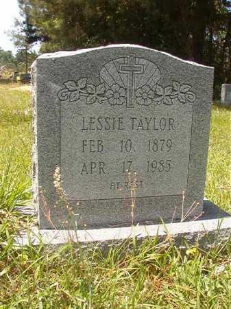 TAYLOR, LESSIE - Calhoun County, Arkansas | LESSIE TAYLOR - Arkansas Gravestone Photos