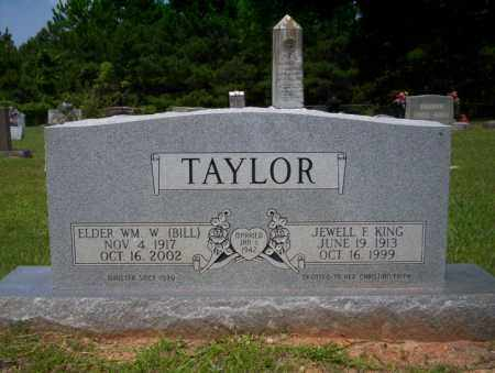 KING TAYLOR, JEWELL F - Calhoun County, Arkansas | JEWELL F KING TAYLOR - Arkansas Gravestone Photos