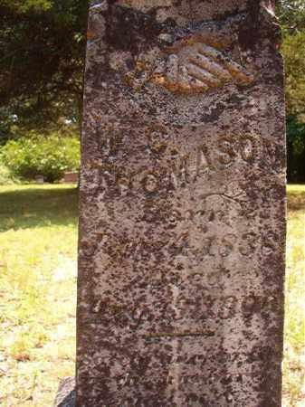 THOMASON, WILLIAM C - Calhoun County, Arkansas | WILLIAM C THOMASON - Arkansas Gravestone Photos