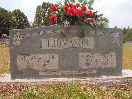 THOMASON, WILLIAM ARTHUR - Calhoun County, Arkansas | WILLIAM ARTHUR THOMASON - Arkansas Gravestone Photos