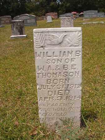 THOMASON, WILLIAM B - Calhoun County, Arkansas | WILLIAM B THOMASON - Arkansas Gravestone Photos