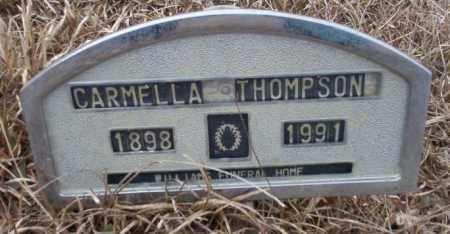 THOMPSON, CARMELLA - Calhoun County, Arkansas   CARMELLA THOMPSON - Arkansas Gravestone Photos