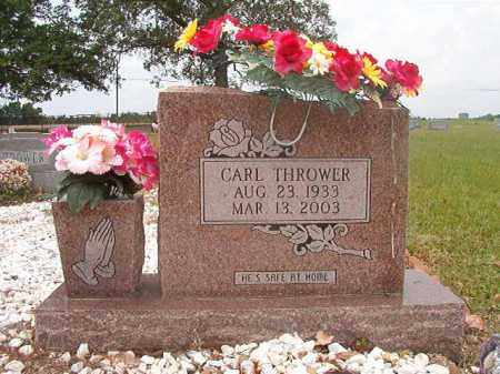 THROWER, CARL - Calhoun County, Arkansas | CARL THROWER - Arkansas Gravestone Photos