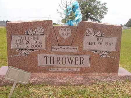 THROWER, CATHERINE - Calhoun County, Arkansas | CATHERINE THROWER - Arkansas Gravestone Photos