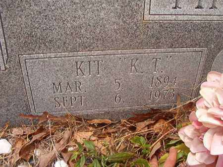 "THROWER, KIT ""K. T."" - Calhoun County, Arkansas 