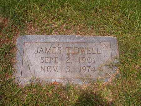 TIDWELL, JAMES - Calhoun County, Arkansas | JAMES TIDWELL - Arkansas Gravestone Photos