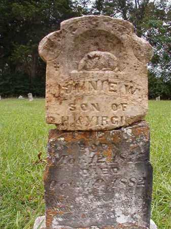 TOBIN, JOHNIE W - Calhoun County, Arkansas | JOHNIE W TOBIN - Arkansas Gravestone Photos