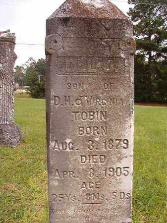 TOBIN, OLL D - Calhoun County, Arkansas | OLL D TOBIN - Arkansas Gravestone Photos