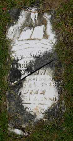 TOBIN, SARAH A - Calhoun County, Arkansas   SARAH A TOBIN - Arkansas Gravestone Photos