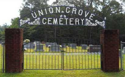 *UNION GROVE, CEMETERY - Calhoun County, Arkansas | CEMETERY *UNION GROVE - Arkansas Gravestone Photos